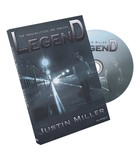 Legend DVD and Gimmicks by Justin Miller. Легенда