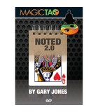 Noted 2.0 (red) by Gary Jones. Блокнот