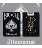 Bicycle Illusionist Deck (dark). Колода карт