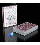 Chameleon Playing Cards (Red). Колода карт