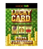 Lucky Card (red) by Costa Funtastico. Счастливая карта