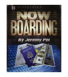 Now Boarding by Jeremy Pei