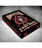 Bicycle Karnival ZRay Deck. Колода карт