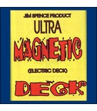 Ultra Magnetic Deck (red) by Jim Spence