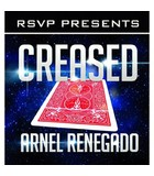 CREASED BY ARNEL RENEGADO. Сгиб