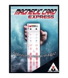 Magnetic Card by Astor (red). Магнитные карты