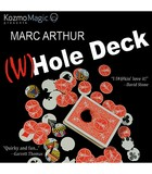 The (W)Hole Deck (blue) by Marc Arthur