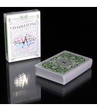 Chameleon Playing Cards (green). Колода карт